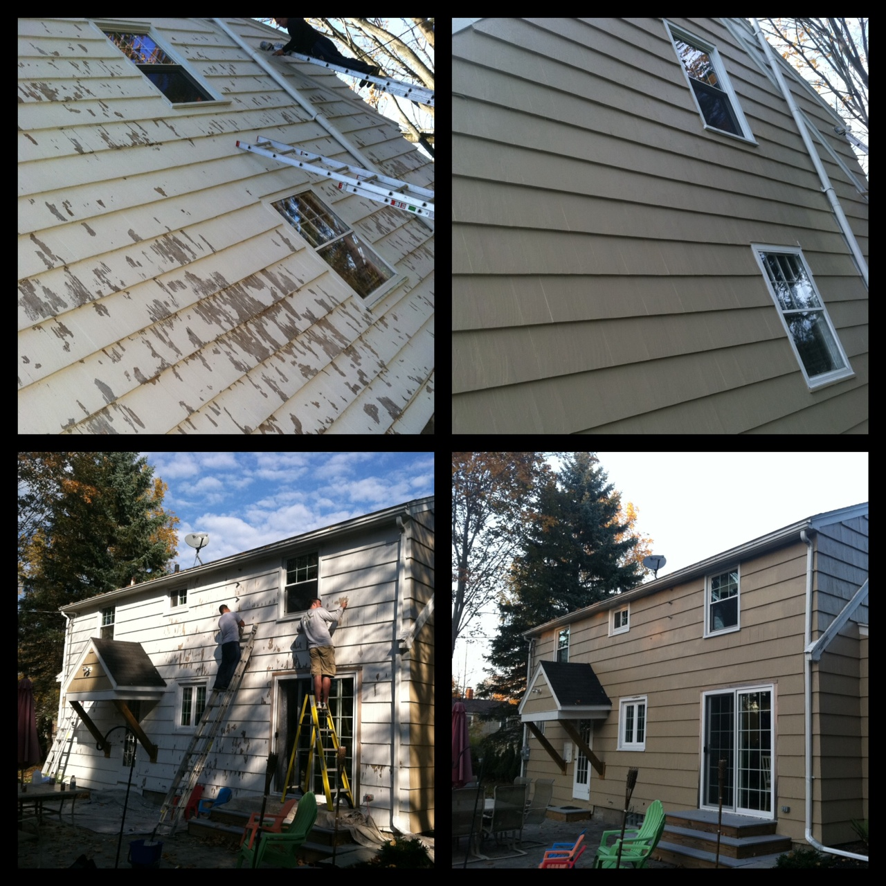 Exterior painting rpm custom painting rochester ny for Best paint for outdoor mural